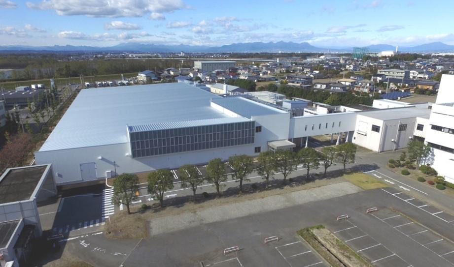 Isesaki Factory A-Pro building