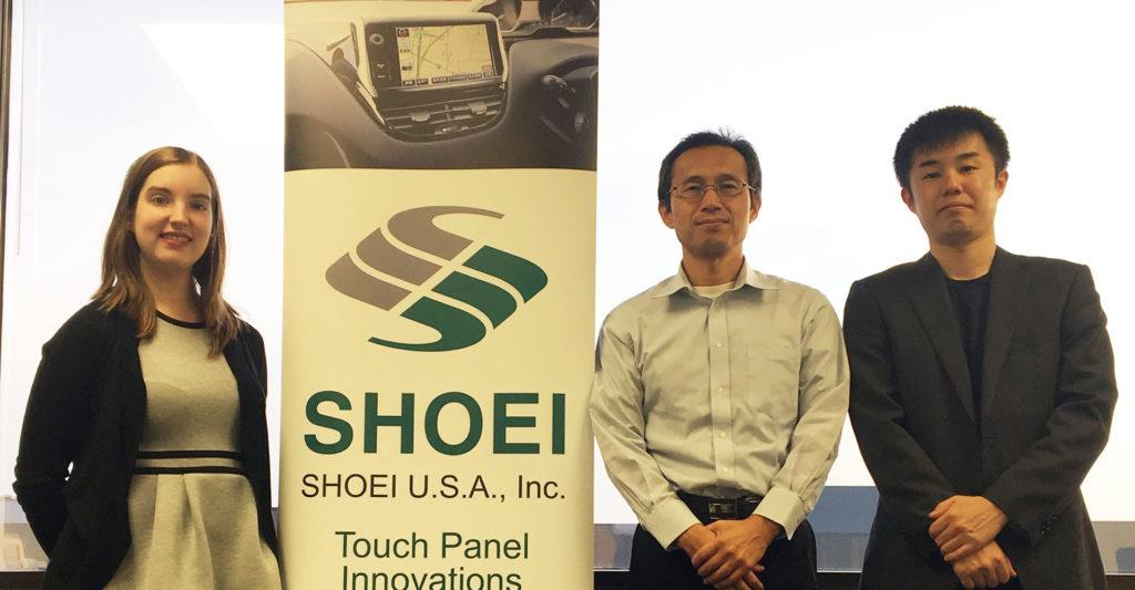SHOEI U.S.A., Inc. operation started.