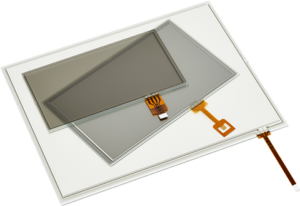 Resistive Touch Panel (glass-glass model)