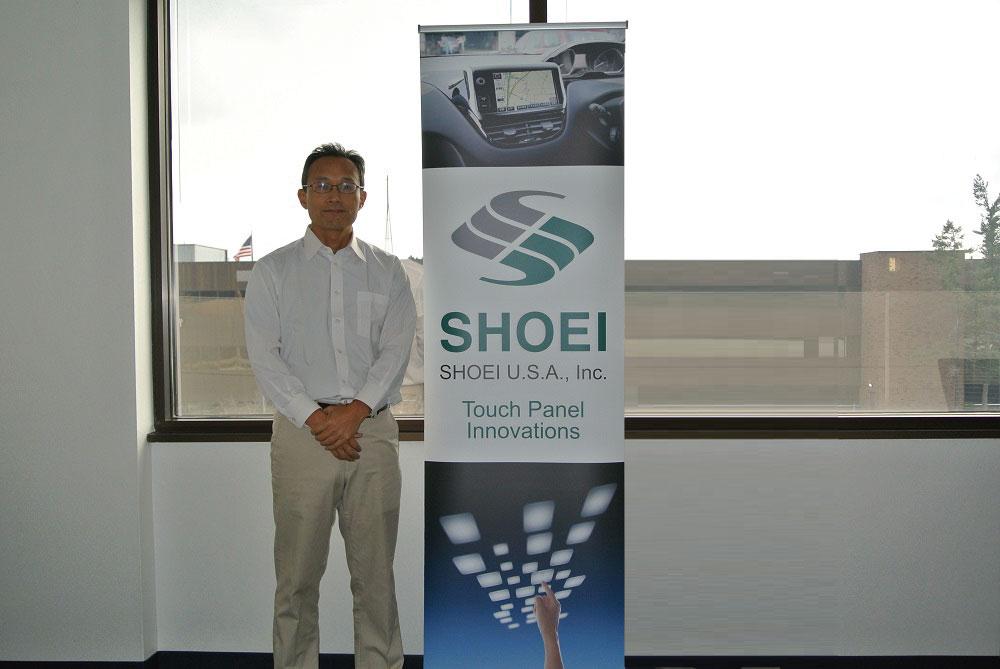 SHOEI U.S.A., Inc を米国ミシガン州に開業しました。