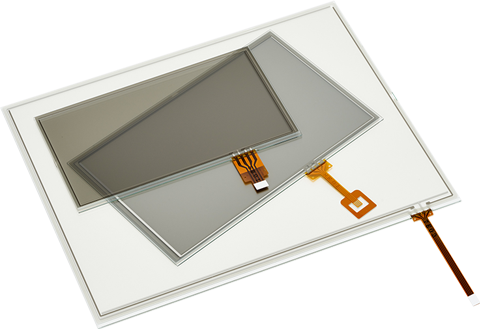 抵抗膜式タッチパネル (ガラス-ガラス仕様)